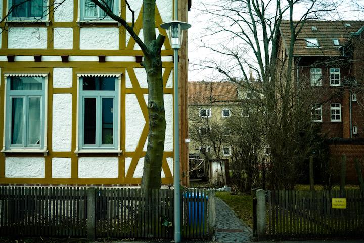 Idyllen in der Leinestraße - Goestern