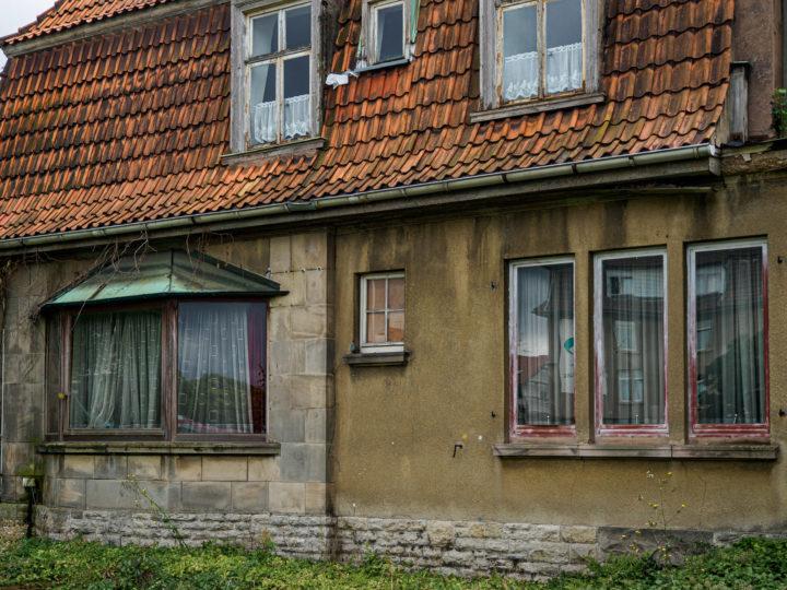 Lost place in Göttingen