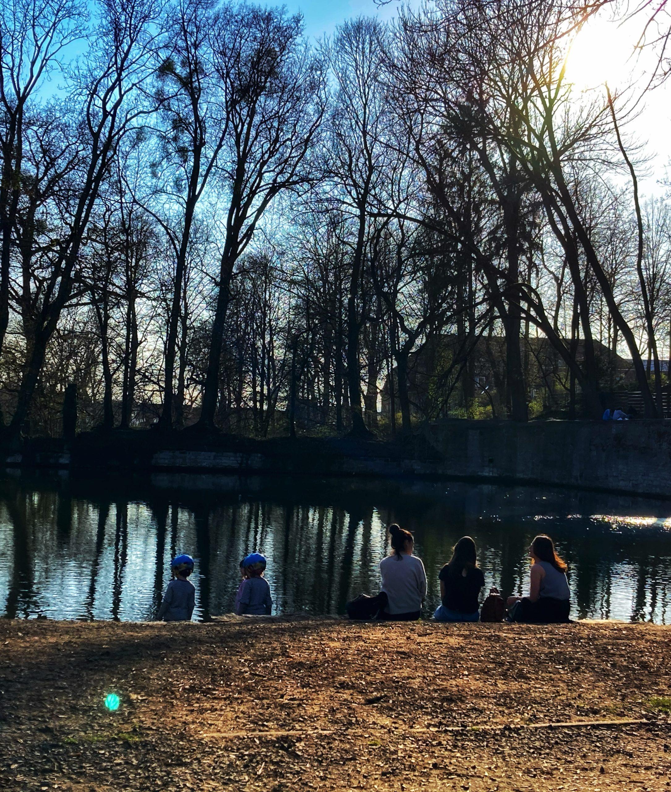 Der diskrete Charme des Cheltenhamparks