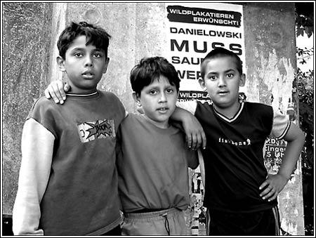 Iduna-Kinder 1